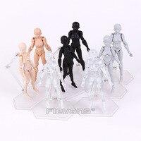 MAX FABRYKA Figma APSY MASAKI Archetype On/ONA PCV Figurka Kolekcjonerska Model Toy 4 Kolory