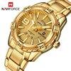 Watches Men NAVIFORCE Top Brand Men Luxury Watch Men S Sport Watches 30M Waterproof Stainless Steel