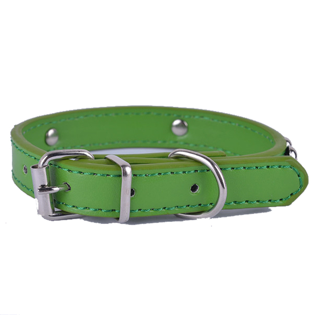 8 Color Fashion Dog Collar