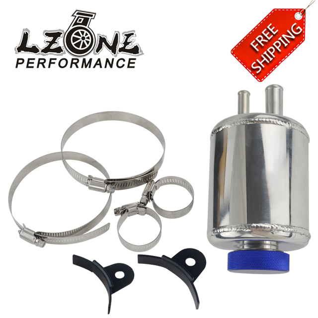 FREE SHIPPING - High Quality Fuel cell Surge Tank Power steering tank Oil Catch Can Tank JR-TK61S