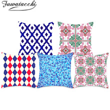 Fuwatacchi Nordic Style Cushion Cover  Decorativos Throw Pillows Home Pillow Covers Decorative Decorativos Para Sofa Pillowcases home decorative sofa throw pillows plush solid color cushion pillow cojines decorativos para sofa pillow covers
