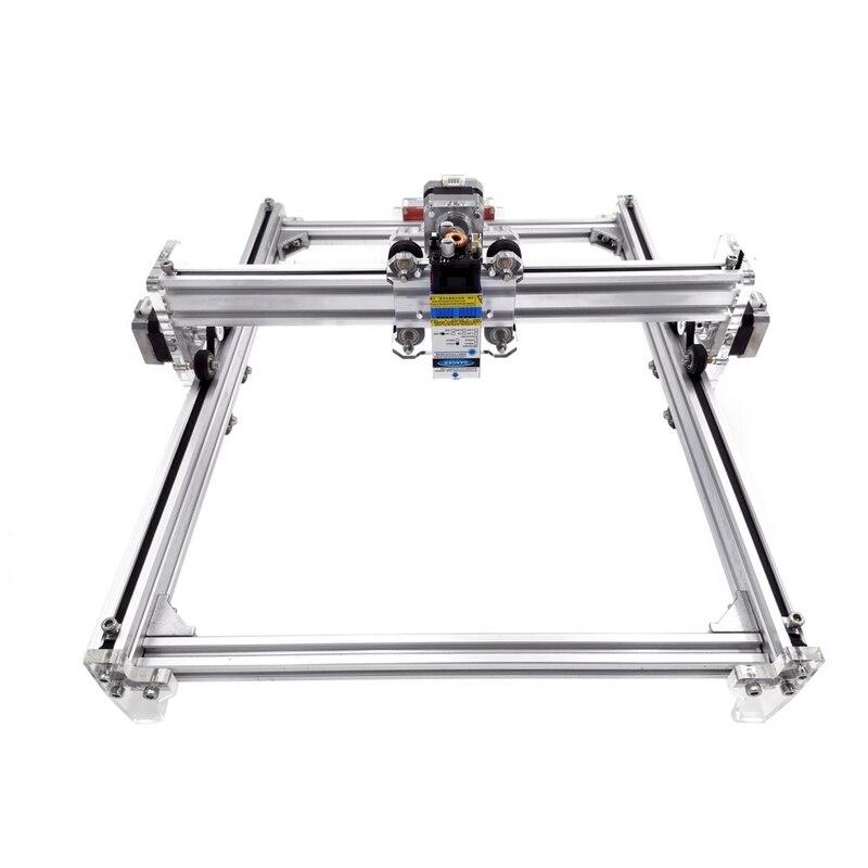 S1 15 W Cabeça Do Laser Máquina de Gravura 15000 mw DIY de Madeira Carving Máquina Router PCB Moagem Mini Máquina Da Marcação