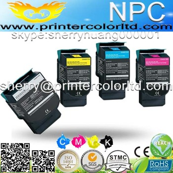 Compatible for Lexmark C540A1KG C540 C543 C544 X543 X544 black toner cartridge фото