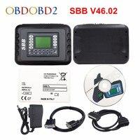Best SBB V46.02 Key Programmer with 9 Languages Same Function As CK100 V46.02 Key Maker Support New Cars Till 2014