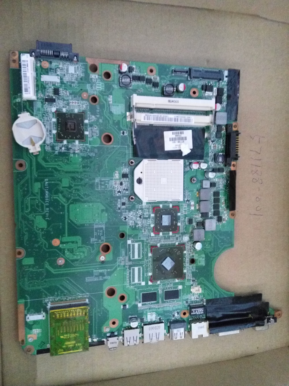 571188-001 connect board connect with motherboard full test lap connect board цена