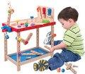 Nuevo juguete de madera herramienta de jardín juguetes de simulación de herramientas Bab juguetes