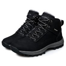 Men Fashion Sneakers Winter Cleats