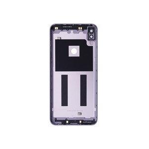Image 5 - 아수스 zenfone 맥스 프로 m1 zb601kl zb602kl 뒷문 케이스 배터리 하우징 뒷면 커버 아수스 zb601kl zb602kl 뒷면 커버 부품
