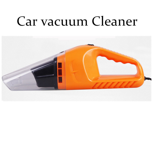 high quality 12V 120W 5m Handheld Portable Dust Vacuum Cleaner FH062 Portable Handheld Wet Dry Dual-use  Car vacuum Cleaner