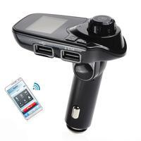 International Bluetooth FM Transmitter Car Mp3 Player Handsfree Car Kit Radio Stereo Adapter In Car Bluetooth