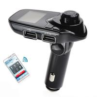 International Bluetooth FM Transmitter Car Mp3 Player Handsfree Car Kit Radio Stereo Adapter In Car Bluetooth