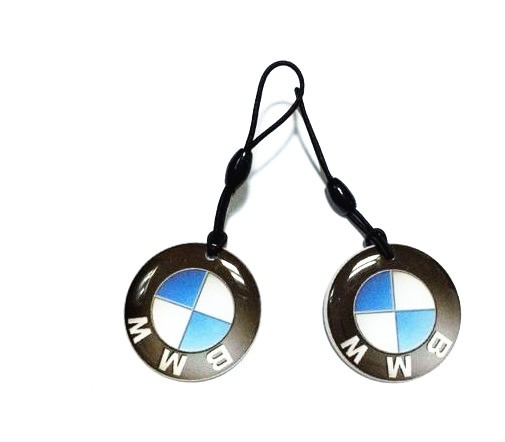 Cartoon BMW Keytags 125Khz RFID Writable Rewrite Proximity ID Token Tag Key Keyfobs free shipping hw v7 020 v2 23 ktag master version k tag hardware v6 070 v2 13 k tag 7 020 ecu programming tool use online no token dhl free