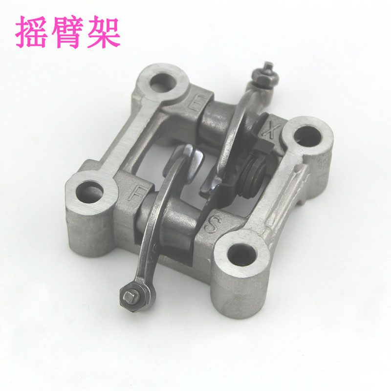 High Quality Motorcycle Rocker Arm Assembly Assy For GY6 125 152QMI 157QMJ Moped Scooter Dirt Bike Go Carts TaoTao in Engines from Automobiles Motorcycles