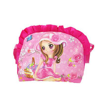 Katuner 2017 Cute Princess/Girl/hello kitty Children school bags for girls Cartoon kids shoulder bag mochila infantil F356(China)