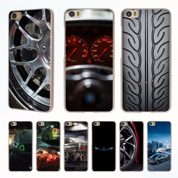 Yokohama Drift Style Transparent Phone Cases for Samsung Galaxy