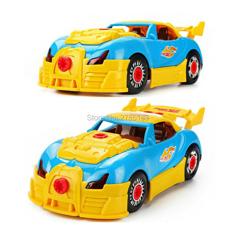 online shop take apart toy racing car kit for kids build your own car kit construction set 30pcs take a part with realistic sounds lights aliexpress