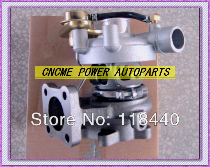 TURBO CT9 17201-54090 17201 54090 For <font><b>TOYOTA</b></font> Lite Townace <font><b>3CT</b></font> 3C-T 2.2L 93-96 HI-ACE 94-98 HILUX 1998 2L-T 2LT 2.4L image