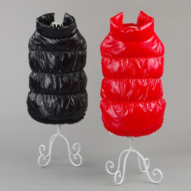 Autunno/Inverno Abbigliamento Per Cani Addensare Warm Cucciolo del Gatto Dell'an