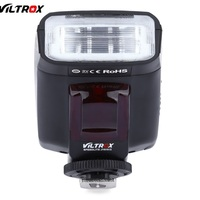 VILTROX JY 610II JY 610II Universal LCD Flash Speedlite Light for Digital Cameras with Standard Hot Shoe Mount a7sii a7rii
