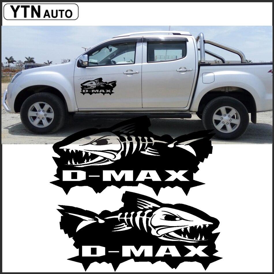Car Auto Offroad Truck Mountain Design Style Graphic Sticker Decal Accessories