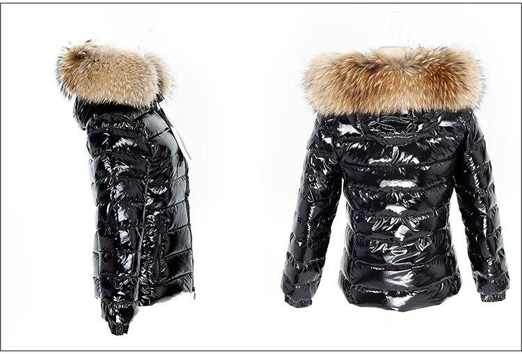Doudoune all De Fourrure Imperméable Court Natural Laveur 2019 Manteau Naturel Parka Nouvelle Col Canard Veste Marque Raton Black Streetwear Femmes Vraie D'hiver Collar aSF1Oq