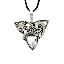 Teen Wolf Pendant Necklace