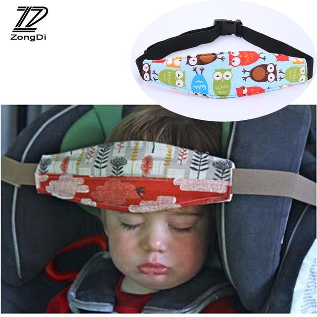 Baby Car Seat Headrest Sleeping Head Support Pad For Toyota Avensis Rav4 Audi Q5 Q7 Renault