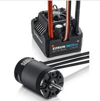 Hobbywing-Motor sin escobillas EZRUN MAX10 SCT 120A ESC + 3660 G2 3200KV/ 4000KV/4600KV, juego sin sensor para coche de control remoto 1/10