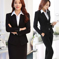 2017 bank uniforms lobby manager overalls financial insurance executives career suit women fall and winter