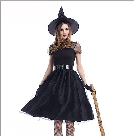 Gothic <font><b>Sexy</b></font> <font><b>Costume</b></font> <font><b>Halloween</b></font> Dress <font><b>Costume</b></font> <font><b>Sexy</b></font> Witch <font><b>Vampire</b></font> <font><b>Costume</b></font> Women Masquerade Party <font><b>Halloween</b></font> Cosplay <font><b>Costume</b></font> image