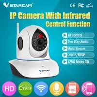 New Vstarcam D38 HD IR Control IP Camera Support Remote Control TV Air Conditoner Wireless Security