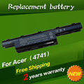 Jigu nueva batería del ordenador portátil para acer aspire e1 v3 v3 cable-471 v3-471g v3-571g v3-771 v3-551 v3-551g v3-571