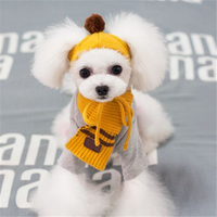 Pet Products Dog Supplies Winter Accessories Chihuahua Teddy Maltese Small Puppy And Middle Dogs Cats Caps