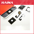 HAINA Home Button Key Cap With Home Flex Cable For  4 4G 4S flex cable 5 5s 6 home flex cable Black White