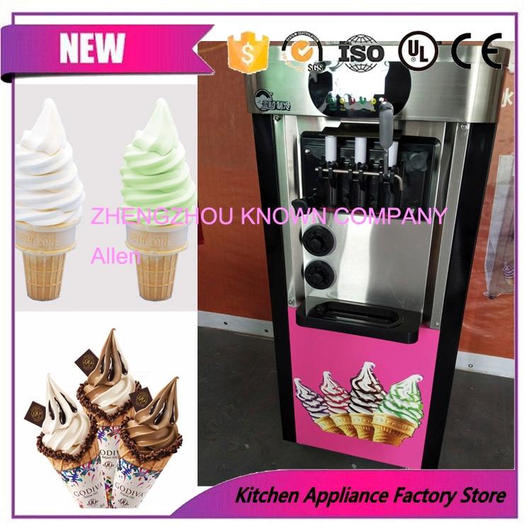 20L/H automatic ice cream machine20L/H automatic ice cream machine
