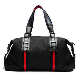 Image 2 - New  Mens Travel Bags Large Capacity Men Luggage Large Capacity Handbags Oxford Travel Duffle Bags Fashion Men Folding Bag
