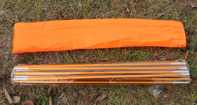Flytop FT2800 Snow Tent 2 Light Weight Aluminium Tent Poles Included