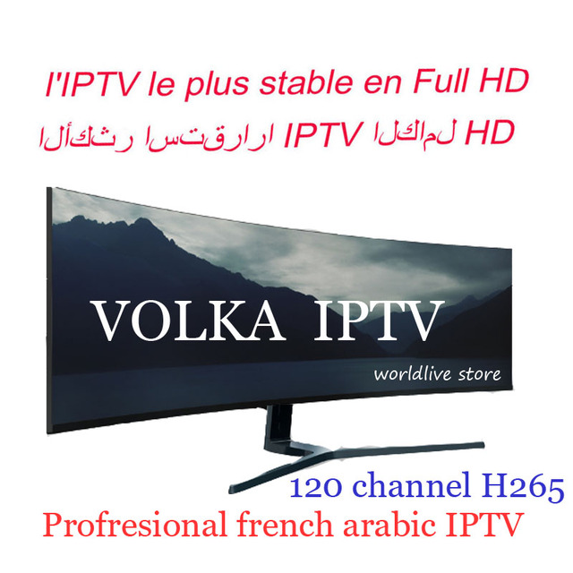 US $18 62 9% OFF|Android tv box French Arabic iptv subscription VOLKA pro  H265 Mag enigma2 stalker iptv code free test -in Set-top Boxes from  Consumer