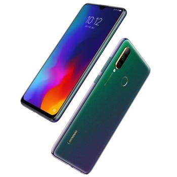 Global ROM Lenovo Z6 Lite L38111 Mobile Phone Snapdragon 710 Octa Core FM Radio 6.3 Inch 19.5:9 Water Drop 4050mAh Smartphone Lenovo Phones