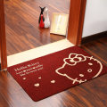 Japanese zakka door rub soil slip rug pads rub cartoon entrance foyer home bedroom door mats