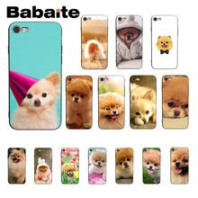 Babaite Pomeranian dogs dog DIY Printing Drawing Phone Accessories Case for