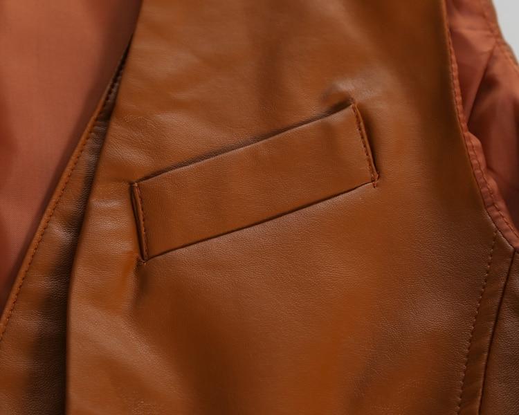 2018 New New Brands Mens Jacket Sleeveless veste homme Fashion Casual - Տղամարդկանց հագուստ - Լուսանկար 5