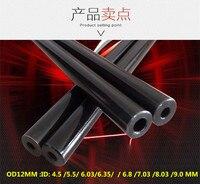 seamless steel pipe 12 mm long 50cm tube steel Hydraulic 40cr chromium molybdenum alloy precision steel tubes