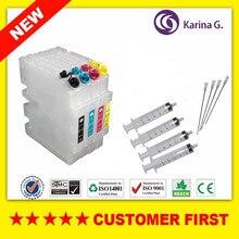 4X для gc41 многоразового картриджа для Ricoh SG2100N SG3100 SG3110DNW SG3100SNW SG3110DN SG3110SFNW с чипом автоматического сброса