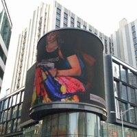 10 ft x 12 ft big led screen tv panele uhd outdoor display led video wall panel