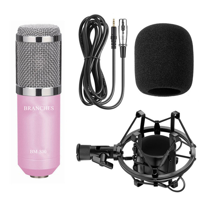 Gaming Mic for Sound Recording…Be the next Gaming YouTuber…….