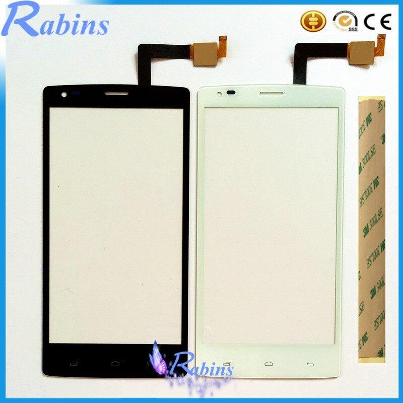 SYRINX panneau avant en verre pour Fly iq 4505 iq4505 quad era life 7 Smartphone de rechange écran tactile numériseur écran tactile capteur