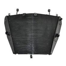 Для Honda CBR1000RR 08 09 10 11 CBR1000 RR 2008 2009 2010 2011 Мотоциклов Алюминиевый Радиатор Охлаждения Cooler Parts NEW