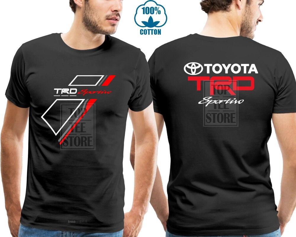 Toyota Trd Sportivo   T     Shirt   Toy0Ta Trddevelopment Hight Quality   T     Shirt   Mens Casual   T     Shirt     T     Shirt   Cool Tops