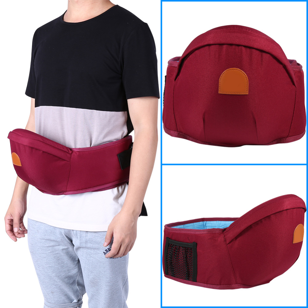 Baby sling baby waist stool walker strap adjustable child front bracket bag belt bracket hip belt portable